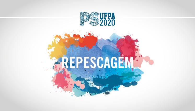 UFPA divulga sexta lista de repescagem do PS 2020